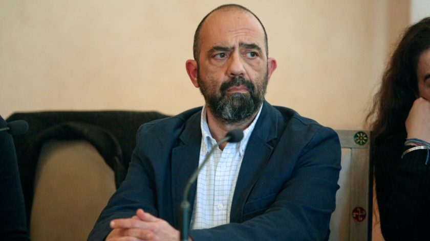 O Νίκος Ζαχαριάδης