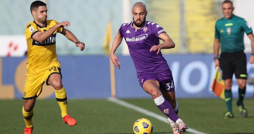 Sofyan Amrabat a target for Milan