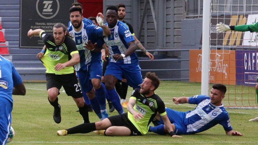 Super-league-2-Χανιά-Ξάνθη