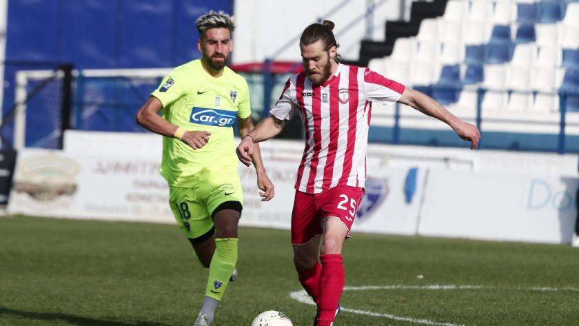 Ιωνικός-Ξάνθη-Super League-2