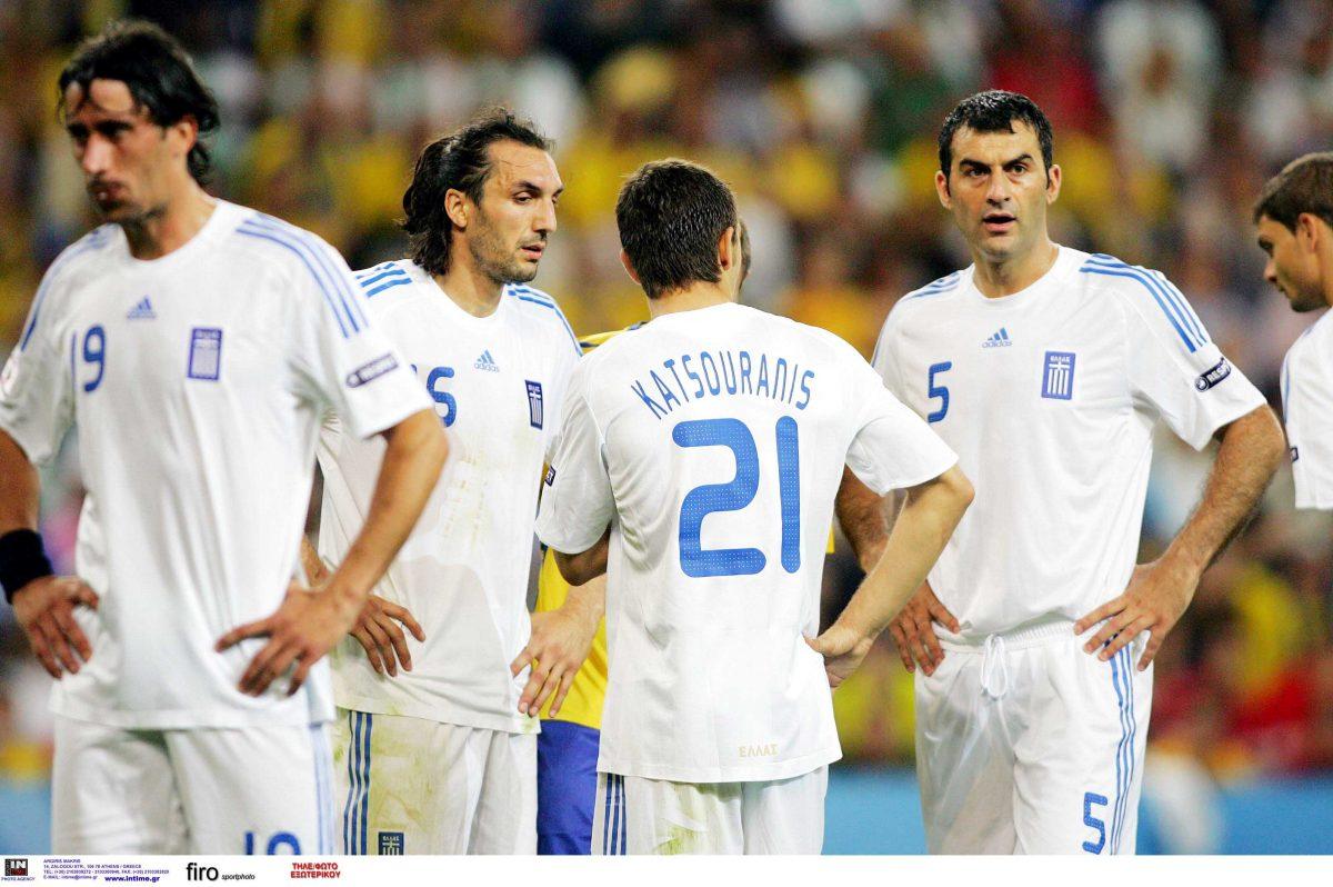 ΕΛΛΑΔΑ EURO 2008