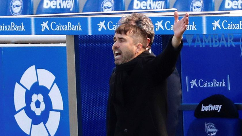 Celta Manager Chacho Coudet