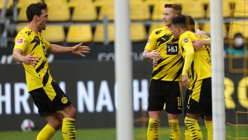 Dortmund Hummels Reus
