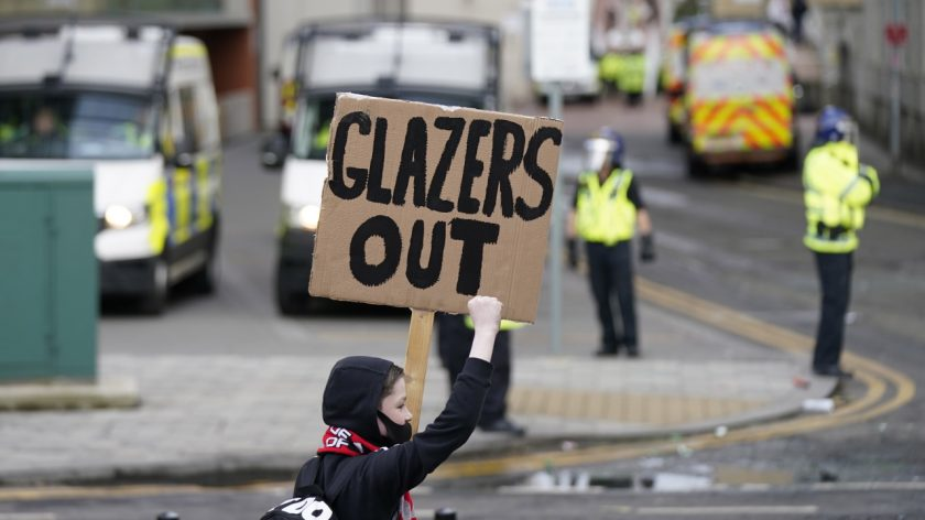 MU PROTEST