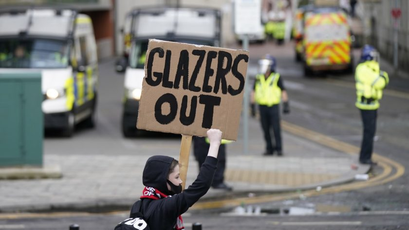Manchester United Glazers Out