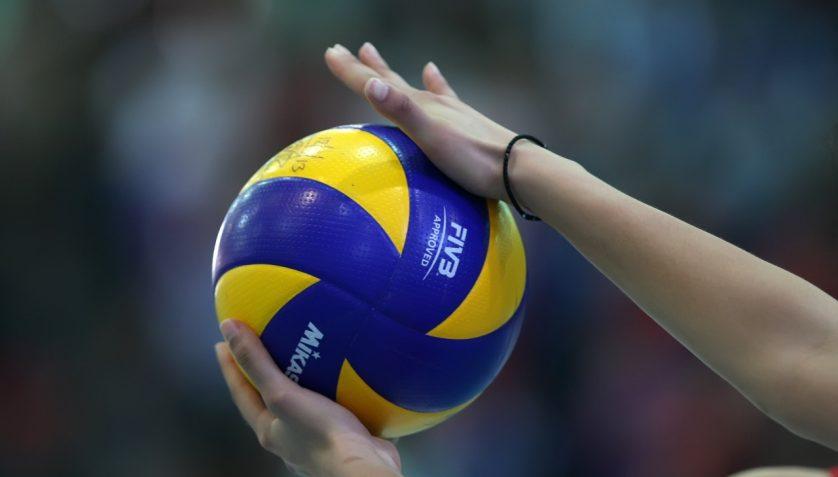 Volleyleague-Μπάλα