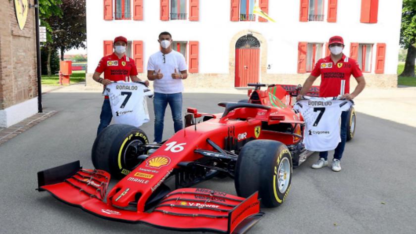 Ferrari-CR7