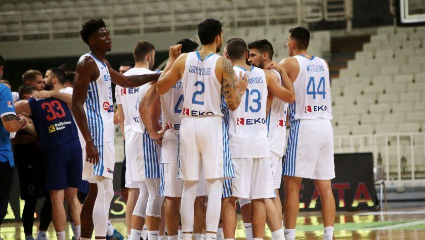 Εθνική-Ελλάδα-Μπάσκετ