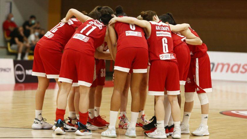 Ολυμπιακός-Μπάσκετ-Γυναίκες