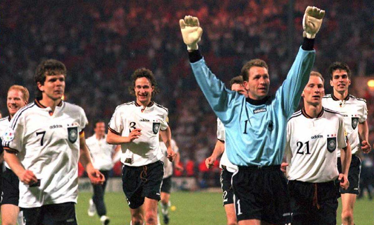 GERMANY 1996 EURO