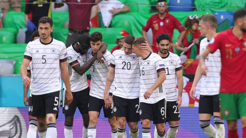 GERMANY VS PORTUGAL