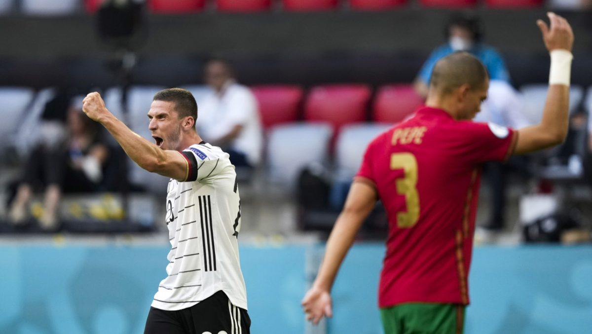 GOSENS VS PORTUGAL