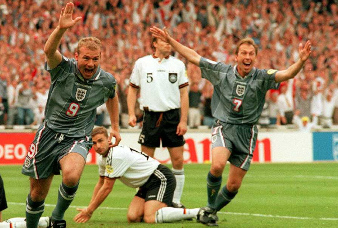 SHEARER ENGLAND 1996