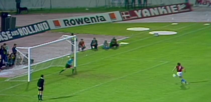 The Famous Panenka Penalty