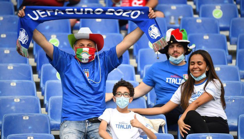 UEFA EURO 202O ITALY TURKEY
