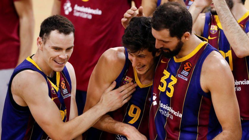 barcelona basket panigiriki
