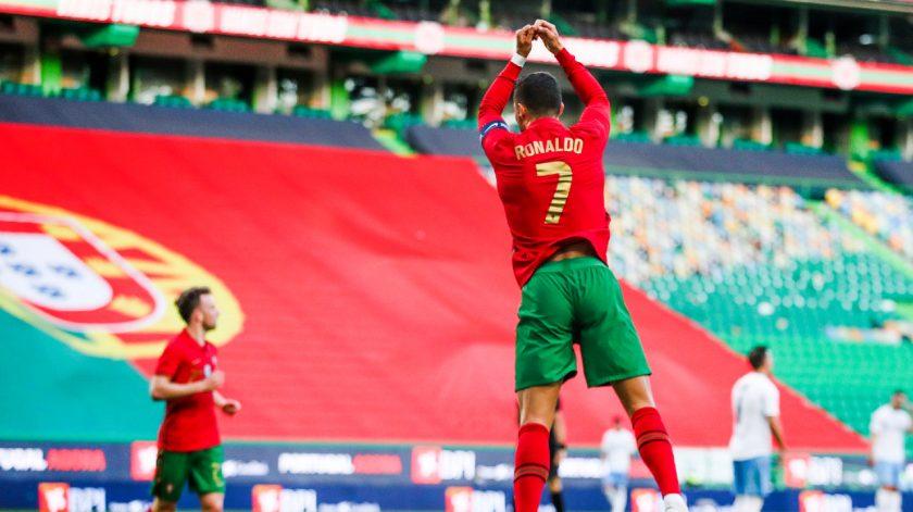 cristiano ronaldo kai portugal