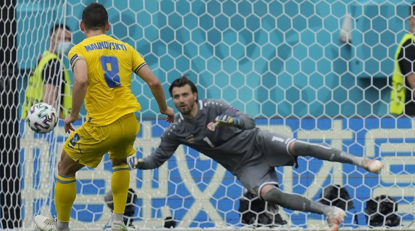 ukraine skopia missed penalti