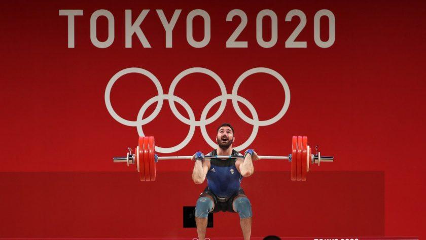Θοδωρής-Ιακωβίδης-Ολυμπιακοί-Αγώνες