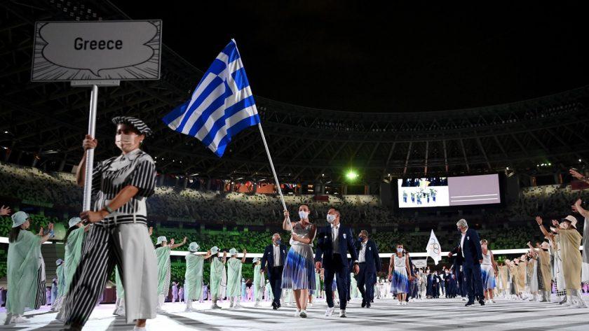 Κορακάκη-Πετρούνιας-Ολυμπιακοί-Αγώνες
