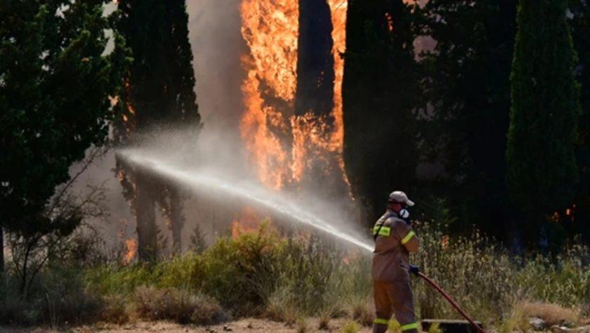Πυρκαγιά-Επικαιρότητα