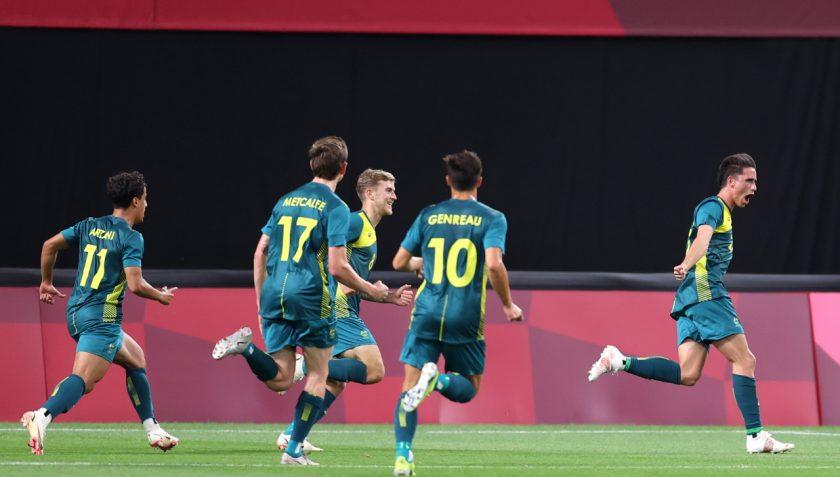 AUSTRALIA VS ARGENTINA