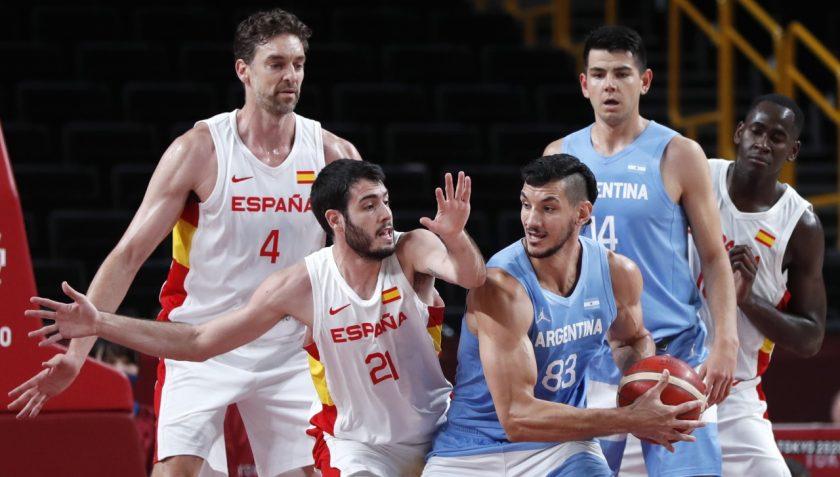 Spain-Ολυμπιακοί-Αγώνες