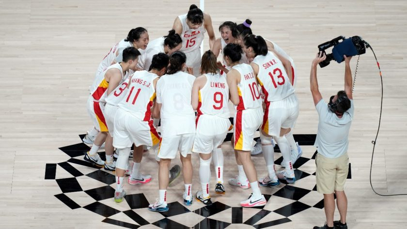 Κίνα Μπάσκετ Γυναικών