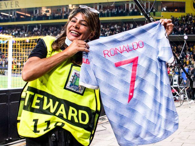 STEWARD RONALDO CL