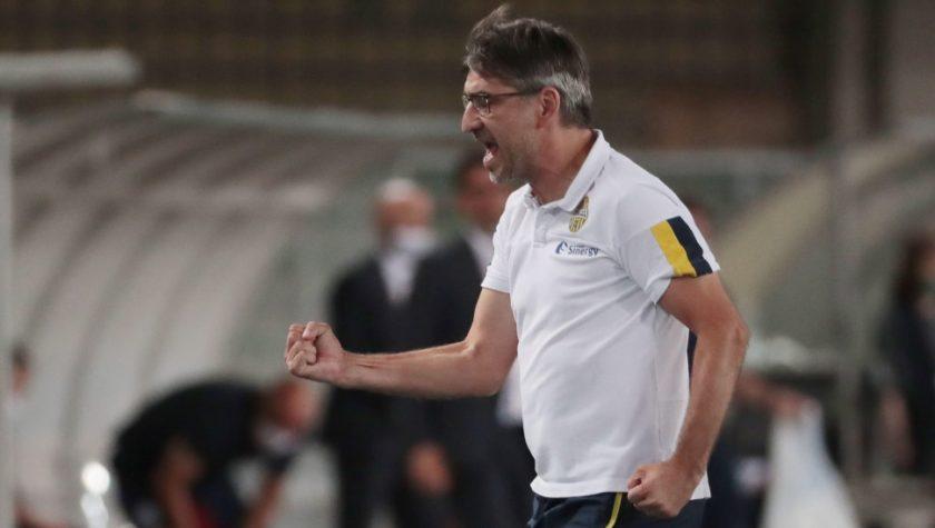 Coach Ivan Juric