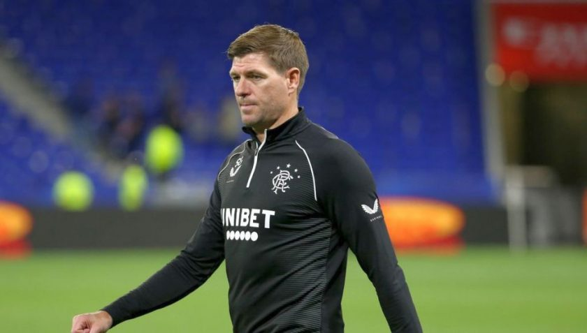 Steven Gerrard is a Champion