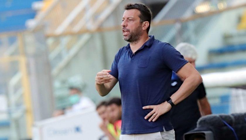 Parma Manager DAversa has problems
