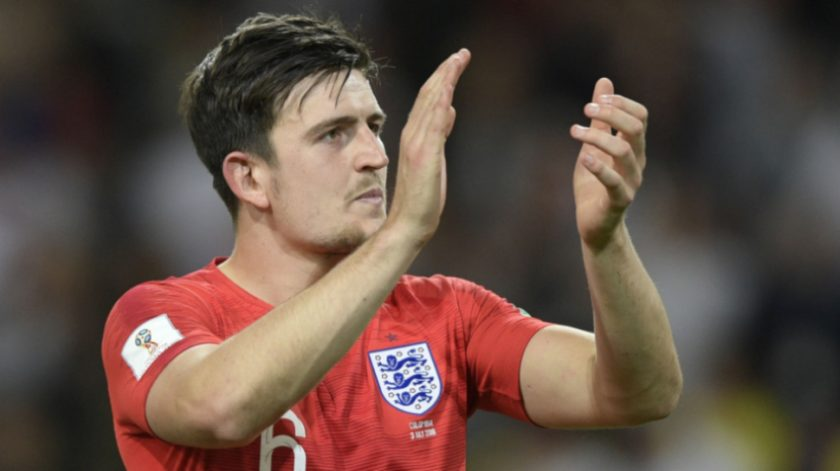 Harry Maguire will be ready for Engalnd