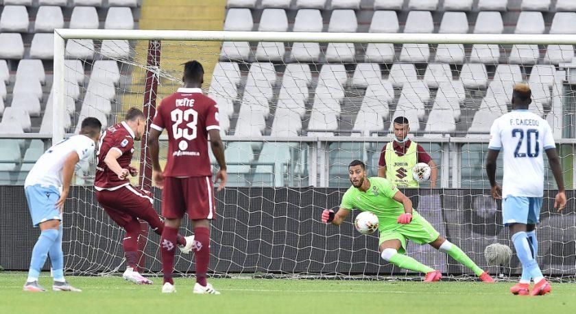 Thomas Strakosha leaving Lazio this summer