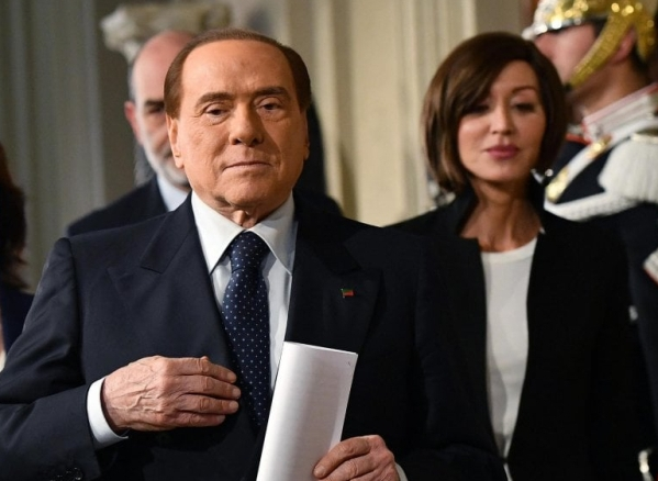 Berlusconi hospitalized again